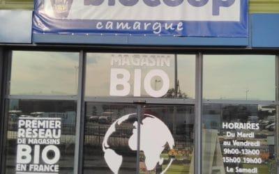 Animation et rencontre à la Biocoop Carmargue – Arles le 17 février 2018 de 10h à 19h
