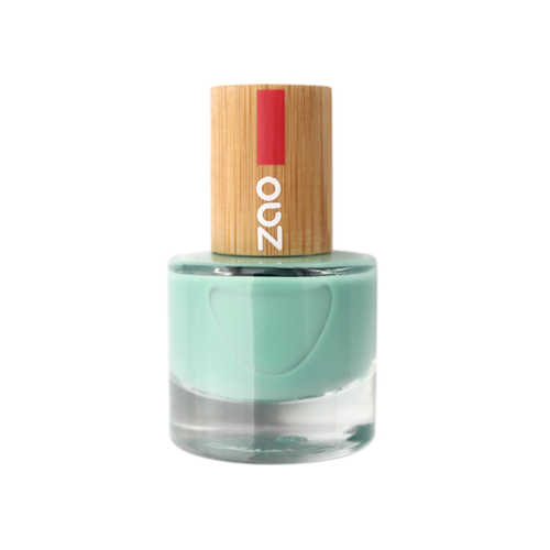 Vernis vert d'eau ZAO 660