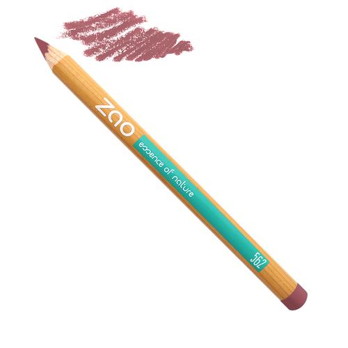 crayon à lèvres bois de rose Zao Makeup Slow cosmétique