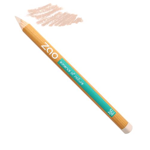 Crayon yeux et lèvres beige nude ZAO