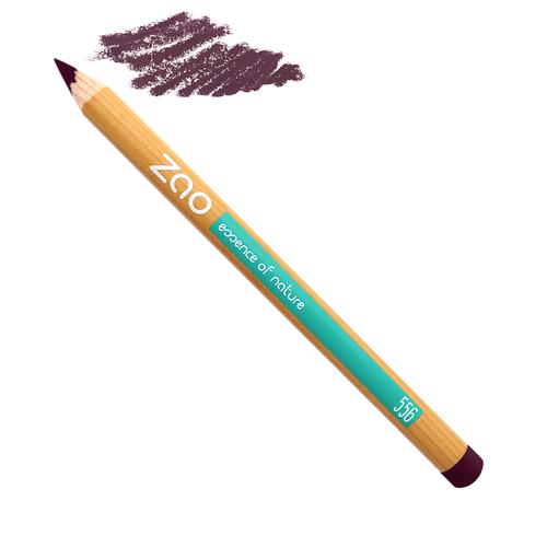 Crayon yeux prune ZAO