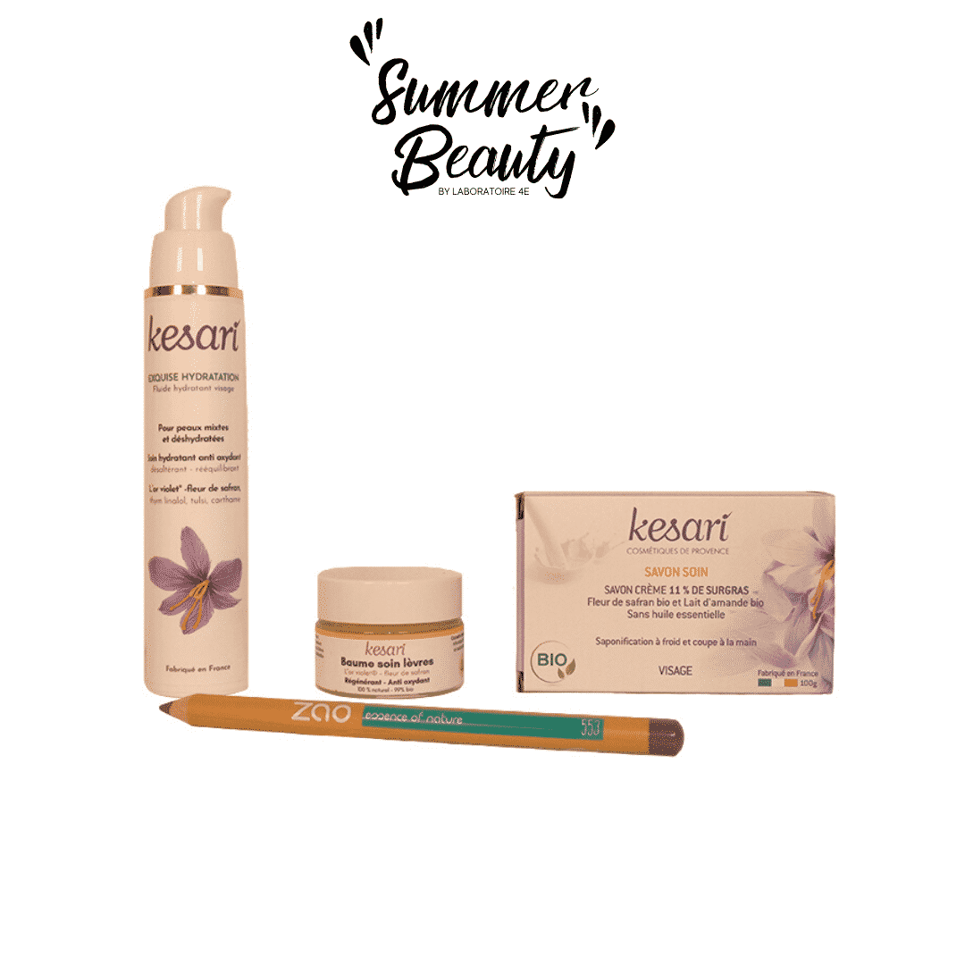 summer beauty soins du visage