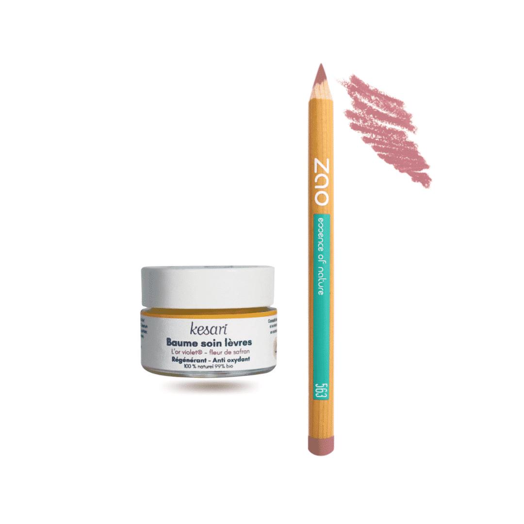 Coffret Duo crayon + baume
